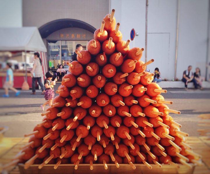150801 フランクピラミッド!